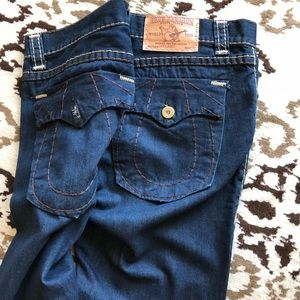 Gently used men's True Religion jeans
